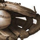 Cómo elegir el tamaño para un guante de béisbol