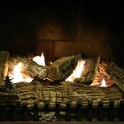 How to use a gas fireplace with a key