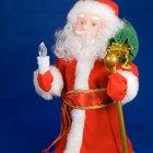 Cómo hacer armazones para muñecos Papá Noel