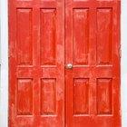Colores de puerta delantera y significados del Feng Shui.