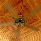 Um ventilador de teto consome mais energia dependendo da velocidade?