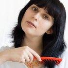 Cómo convertir el cabello grueso en fino