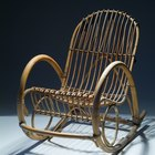 How to Make a Rocking Chair Out of Pegs