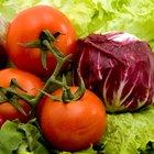 La humedad adecuada para almacenar frutas y vegetales