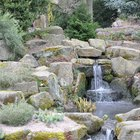 How to Make a Waterfall for a Pond