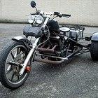 Homemade Motorcycle Trikes