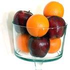 ¿Qué hace que una naranja o una manzana se pudran?