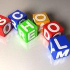 Actividades para enseñar el vocabulario en el jardín infantil