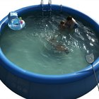 How to Clean Mold & Mildew From a Vinyl Pool