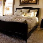 How to convert an antique bed frame for modern day mattresses