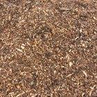 Como decompor madeira para usar como cobertura de solo