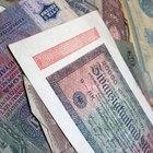 How do I Bury Paper Money?