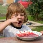 Estimulantes para el apetito de los niños