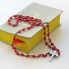 How to Make Rosary Beads From Gumpaste