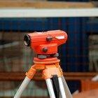 Como medidores de distância a laser funcionam?