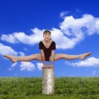Como fazer ginástica artística em casa