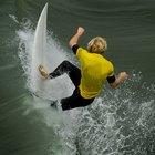 Cómo obtienen los chicos el cabello de surfista