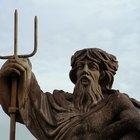 Características de Poseidon, deus do mar