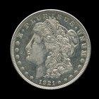 Cómo encontrar precios de colección para un dólar de plata