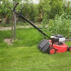 Como consertar uma corda de partida de cortador de grama