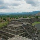 Historia de las prendas tradicionales de los aztecas de Méjico
