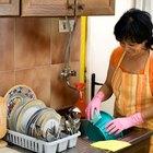 Cómo entrenar a tus adolescentes a hacer las tareas de la casa
