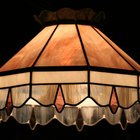 How to Change a Hanging Lamp Shade