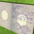 Acerca de las cartas de invitación para obterner una visa