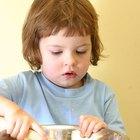 Beneficios de cocinar con niños