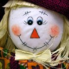 How to Make a Happy Scarecrow Face Painting