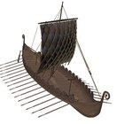 How to make a model viking boat