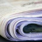 Como analisar uma notícia de jornal