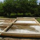 Materiais usados na construção de fundações