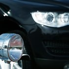 How to Adjust the Headlight on a BMW E60