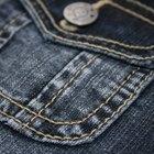 Tabla de conversión de talles para jeans