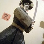 Cómo hacer un disfraz de samurai