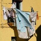 Cómo quitar el olor a naftalina de la ropa