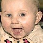 El desarrollo de los bebés y la risa