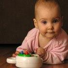 Desarrollo intelectual de un bebé