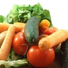 A daily dose of vegetables provides big benefits.
