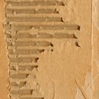 Why is corrugated cardboard a good insulator?