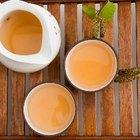 Green tea helps increase metabolism.