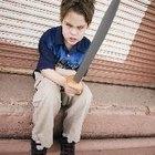 Criar a un niño con tendencias violentas