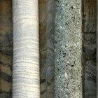¿Cómo hacer falso mármol sobre una columna de yeso?