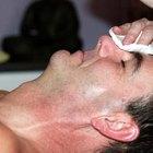 Como tratar queimadura de creme depilatório