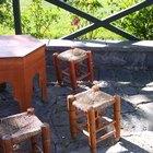 Cómo restaurar muebles de roble