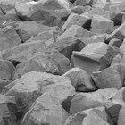 Peso estándar de una piedra triturada por metro