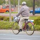Dores na pélvis ao andar de bicicleta
