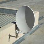Cómo configurar un receptor de señal satelital