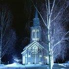 Cómo decorar una iglesia para Navidad